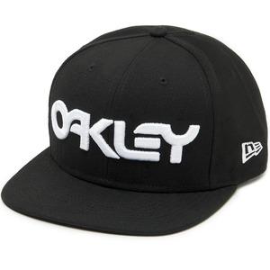 OAKLEY(オークリー) MARK II NOVELTY SNAP BACK ONE 02E BLACKOUT 911784-02E
