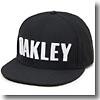OAKLEY PERF HATONE02E BLACKOUT