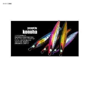 セカンドステージ(Second Stage) secondjig konoha(コノハ) 240g 012 シルバーゼブラグロー