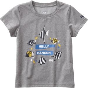 HELLY HANSEN(ヘリーハンセン) HJ61837 S/S トロピカルフィッシュTee(キッズ) HJ61837