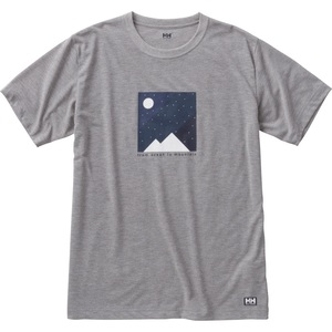 HELLY HANSEN(ヘリーハンセン) HOE61805 S/S MOUNTAIN SIGHT L Z