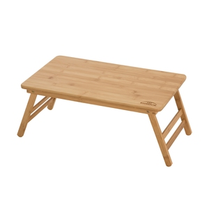 BUNDOK(バンドック) バンブーテーブル50 BD-191