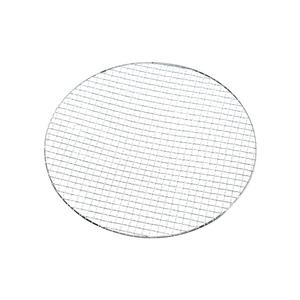 BUNDOK(バンドック) BBQコンロ用替え網 丸 BD-321 網、鉄板