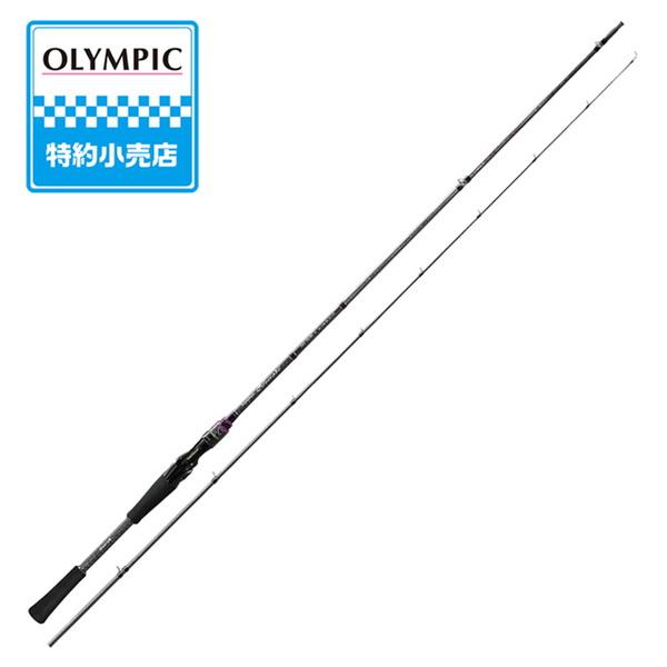 オリムピック(OLYMPIC) Silverado(シルベラード) GSIC-762ML G08684 黒鯛(チヌ)ロッド