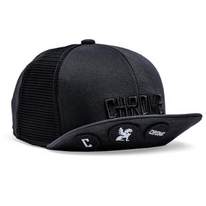 CHROME(クローム) SHORT VISOR MESH CAP JP037BK キャップ(メンズ&男女兼用)