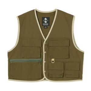 Watauga Sanctuary Vest(ワタウガ サンクチュアリ ベスト) Men's M 347(SURPLUS GREEN)
