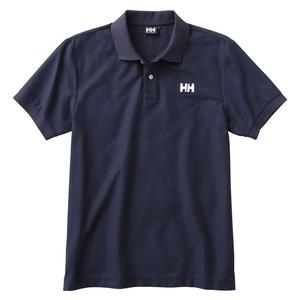 HELLY HANSEN(ヘリーハンセン) HH31832 ショートスリーブ HHロゴポロ Men's HH31832 メンズ速乾性半袖シャツ