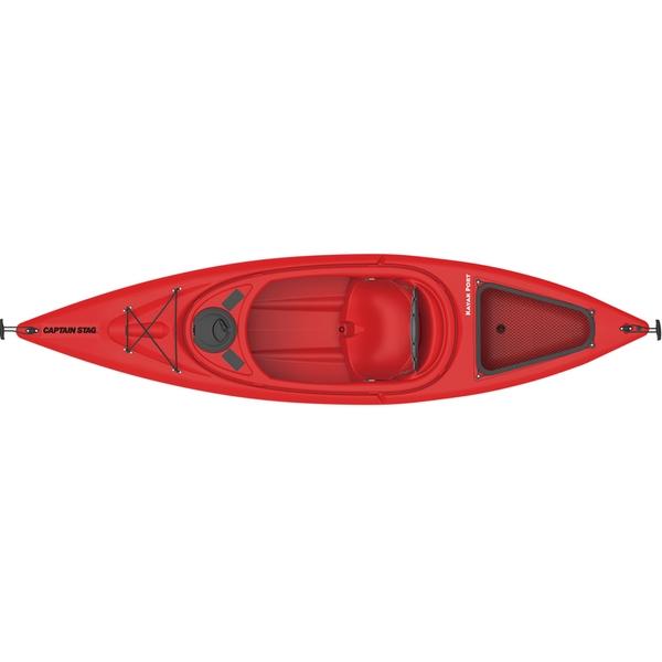 キャプテンスタッグ(CAPTAIN STAG) カヤックポート 305パドル付【クレジットカード決済のみ】 US-12 ツーリングカヤック