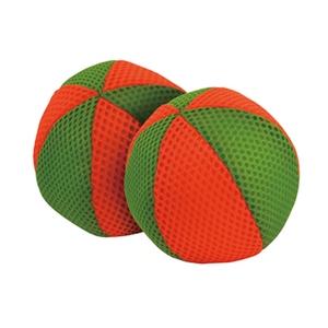 SEATTLESPORTS(シアトルスポーツ) ビルジボール(ペア) D10cm オレンジ/グリーン 055113