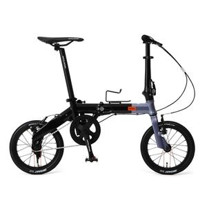 【送料無料】ドッペルギャンガー(DOPPELGANGER) 14インチ折りたたみ自転車 GY 140-H-GY
