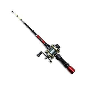 OGK(大阪漁具) チビテトラセット3 CTS105BT3 ロッド&リールセット