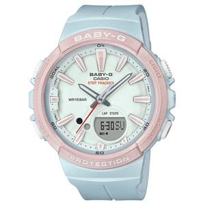 【送料無料】BABY-G(ベビージー) 【国内正規品】BGS-100SC-2AJF ブルーxピンク