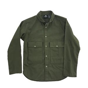 【送料無料】マウンテンイクイップメント(Mountain Equipment) Utility shirts M OLIVE 421844