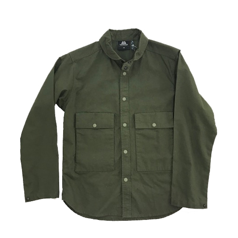 マウンテンイクイップメント(Mountain Equipment) Utility shirts M OLIVE 421844