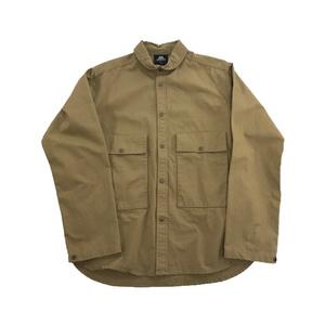 【送料無料】マウンテンイクイップメント(Mountain Equipment) Utility shirts L BEIGE 421844