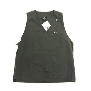 【送料無料】マウンテンイクイップメント(Mountain Equipment) Utility Vest M OLIVE 421368