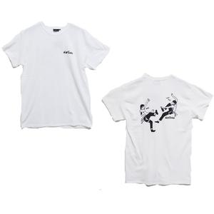 WILD THINGS(ワイルドシングス) CLIMBER 18AIWT18035H メンズ半袖Tシャツ