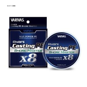 モーリス(MORRIS) バリバス アバニ キャスティングPE マックスパワー X8 ショアマスター 200m オールラウンドPEライン
