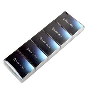 Bush Craft(ブッシュクラフト) セーフティマッチ ブルーメタル5個セット 28048 喫煙具アクセサリー