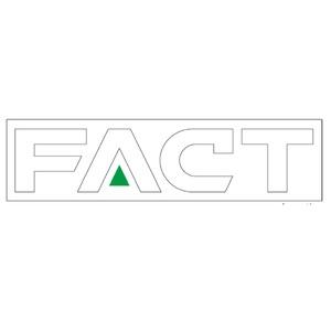 エバーグリーン(EVERGREEN) FACT ボートディカル ステッカー