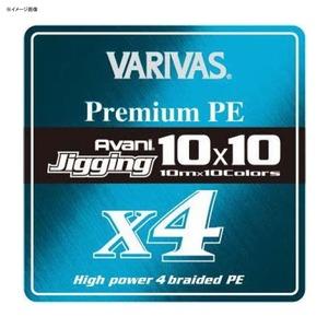 モーリス(MORRIS) バリバス アバニジギング10×10 プレミアムPE X4 200m ジギング用PEライン