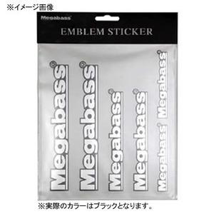 メガバス(Megabass) EMBLEM STICKER 00000039854 ステッカー