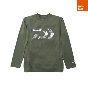 ダイワ(Daiwa) DE-96008 ロングスリーブドライシャツ 08330898 フィッシングシャツ