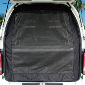 ユーアイビークル(UIvehicle) 【NEW】防虫ネット ワゴン・スーパーロングボディ用 2面セット JN-U043bx カーテン・日除け用品