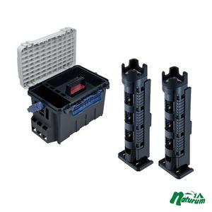 メイホウ(MEIHO) 明邦 ★バケットマウス BM-9000+ロッドスタンド BM-300 Light2本組セット★