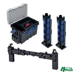 メイホウ(MEIHO) 明邦 ★バケットマウス BM-9000+BM-300 Light2本組+マルチハンガーBMの4点セット★