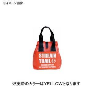 STREAM TRAIL(ストリームトレイル) WET TOTE BAG(ウエット トート バッグ) S YELLOW