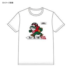 STREAM TRAIL(ストリームトレイル) American Football T-Shirts(アメリカンフットボール T-シャツ) L ホワイト