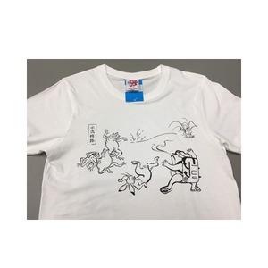 STREAM TRAIL(ストリームトレイル) H.WILD LIFE WHITE T-Shirts(Hワイルドライフ ホワイト Tシャツ) フィッシングシャツ