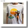 STREAM TRAIL(ストリームトレイル) SURF SUMMER WHITE T−Shirts(サーフ サマー ホワイト Tシャツ)