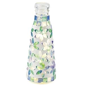 ニュートピア(NEWTOPIA) ボトル型モザイクライト BL NTP2586