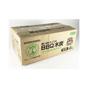 エーワン 使い切りサイズのBBQ木炭 CQM-02