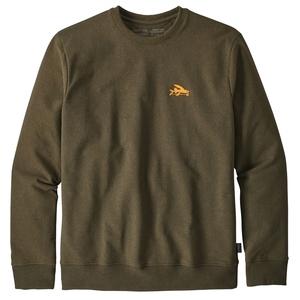 パタゴニア(patagonia) スモール フライング フィッシュ アップライザル クルー スウェットシャツ Men's 39542 メンズセーター&トレーナー