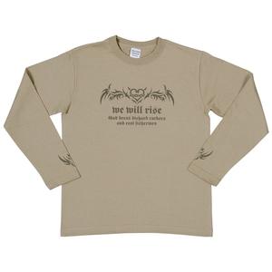 ウィップラッシュファクトリー WF L/S Tシャツ ホヴァリング ドラゴン フィッシングシャツ