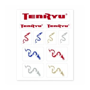 テンリュウ(天龍) TENRYU ステッカー