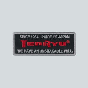 テンリュウ(天龍) TENRYU ロゴワッペン ワッペン