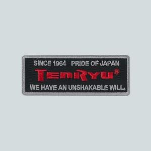 テンリュウ(天龍) TENRYU ロゴワッペン