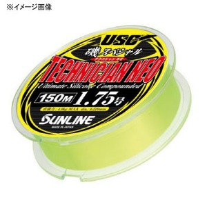 サンライン(SUNLINE) 磯SP テクニシャンネオ 150m #6 パールイエローグリーン