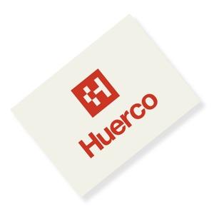 フエルコ(Huerco) ロゴカッティングステッカー 410048