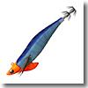 エメラルダスボート II RV(ラトルバージョン)3.0号グリーンオイル−オレンジパープル杉
