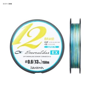 ダイワ(Daiwa) UVF エメラルダスセンサー 12ブレイドEX+Si 150m 07303162 エギング用PEライン