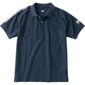 HELLY HANSEN(ヘリーハンセン) HH31834 半袖チームポロ Men's HH31834 メンズ速乾性半袖シャツ