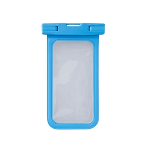 クロスファクター(CROSS FACTOR) 防水モバイルケース ブルー ANP713-BL