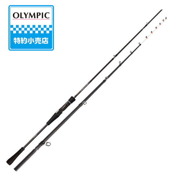 オリムピック(OLYMPIC) ヌーボ カラマレッティ GCROC-652ML-S G08715 ティップラン用ロッド