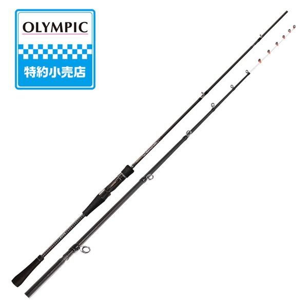 オリムピック(OLYMPIC) ヌーボ カラマレッティ GCROC-662M-S G08716 ティップラン用ロッド
