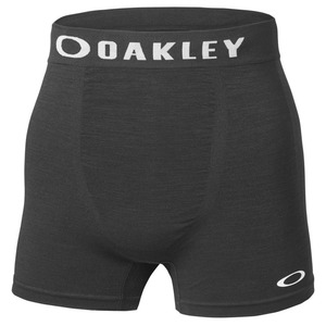 OAKLEY(オークリー) O-FIT BOXER SHORTS(ボクサーショーツ) 4.0 L ブラックアウト 99497JP-02E